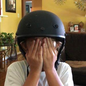 HD DOT helment